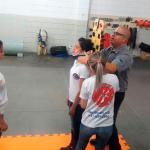 Treinamento de primeiros socorros e combate a incêndio