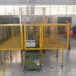 Projeto de proteção de maquinas