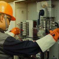 Montagem eletrica industrial